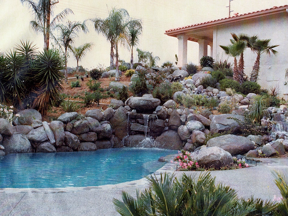 Coachella Valley swimming pool contractor