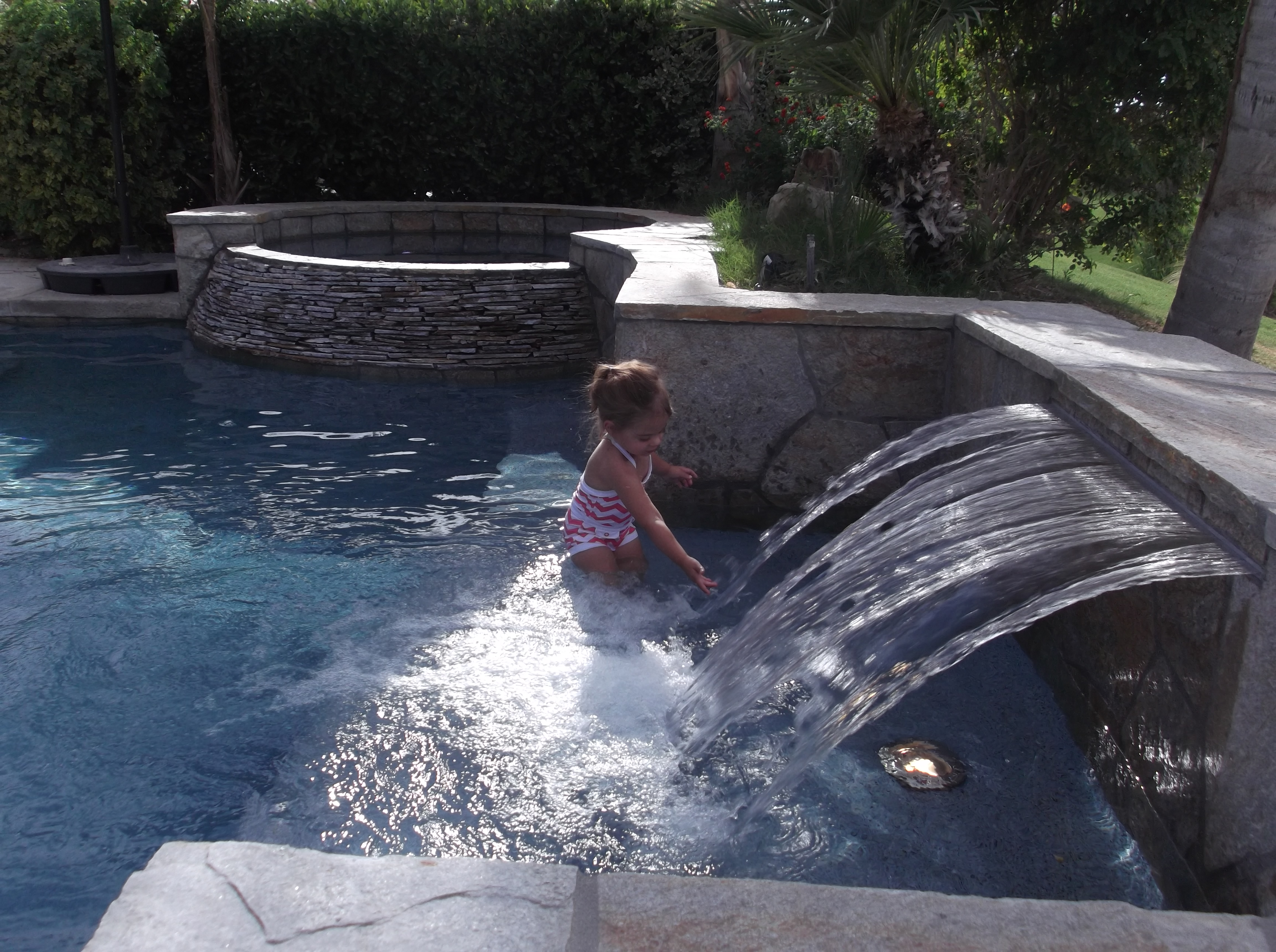 Fire Water Features American Heritage Pool Corp